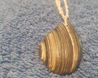 Seashell necklace