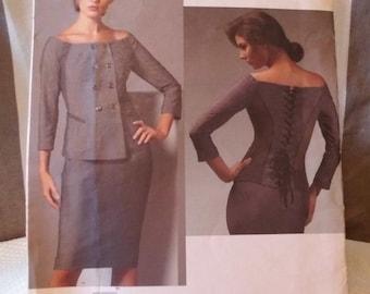Vogue V2893 - Donna Karan