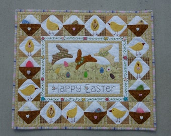 Happy Easter Wallhanging