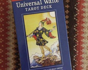 UNIVERSAL WAITE Tarot Deck - Tarot Cards