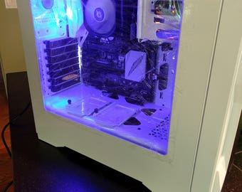 AMD Ryzen 3 1200 3.4GHz 8GB ram 1tb  hdd gtx 1050 Gaming PC