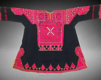 antique Traditional swat-vally Pakistan dress Late 19th or early 20th century no:18/5