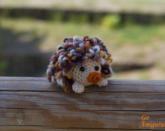 Hedgehog amigurumi - Hedgehog crochet - Hedgehog plush - Hedgehog gift - Hedgehog doll - Animal amigurumi  Handmade Hedgehog  Decor Hedgehog