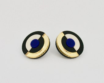 Loshiki Bullseye Earrings