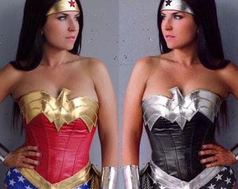 Wonder Superhero Woman CLASSIC EAGLE Chest Piece
