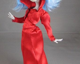 Storybook Costumes Pattern set for Slim Fashion Dolls