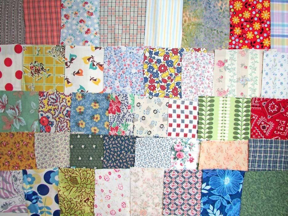 Dating feedsack fabric
