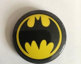 Vintage Batman Pinback Button 1990s DC Comics