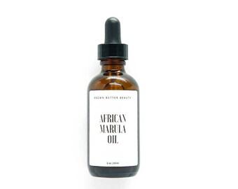 Pure Marula Oil | Facial Oil | Antiaging Moisturizer