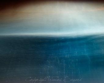 Thawing Seas. Fine Art Photo. Fine Art Print. Giclee. Museum paper