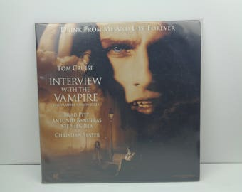 Interview With The Vampire Laserdisc