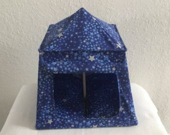 """Camping Tent for 11-1/2"""" dolls/figures"""