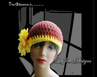 Crochet Sunshine Hat Accessory
