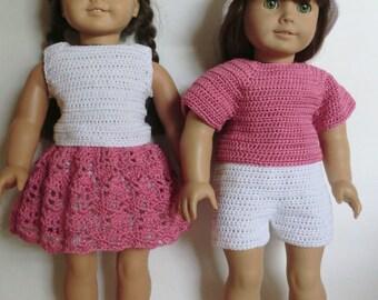 Designer Original Mix & Match Set # 230  For 18 Inch Soft Body Dolls