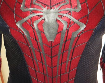 Logos Spiders Spider front and Rear The Amazing Spiderman 2