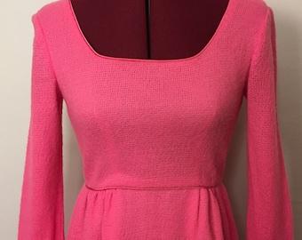 Lorrie Deb San Francisco Cotton Candy dress gown vintage