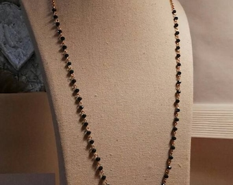 Long Style rosary Necklace