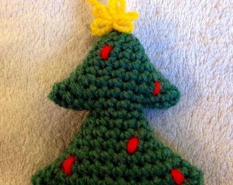Christmas Cute Festive Stuffed Christmas Tree Decoration