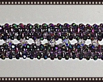 Bracelet Handmade multi color by MWL