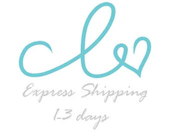 Express Shipping! 1 -3 Business Days