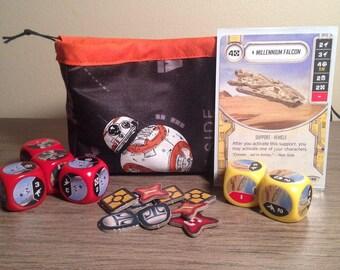 BB-8 Star Wars Dice Bag
