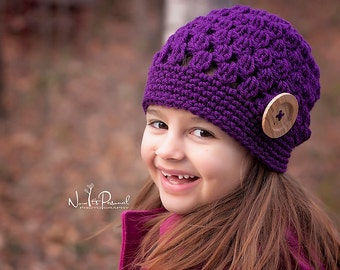 Crochet pattern slouchy hat womens beanie pom pom winter puff crochet patterns slouchy hat pattern crochet hat pattern crochet patterns for children baby toddler childs kids adult pdf 284 dt1010fo