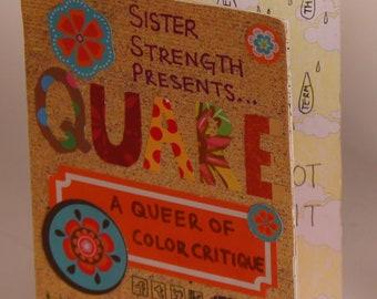 Quare A Queer of Color Critique Zine