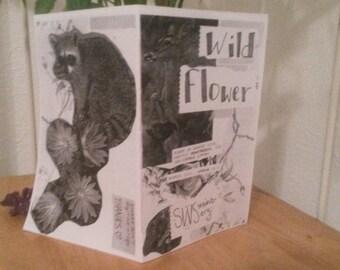 WILDFLOWER: Poetry zine by s.w. Stromberg