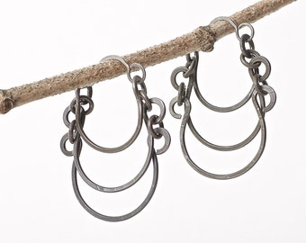Brenda Schweder Jewelry SingleBunting Clasp Earrings