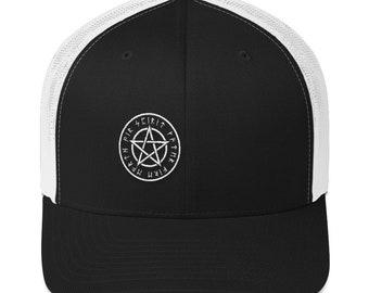 Wicca Trucker Cap