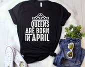 Queens Are Born In April ...