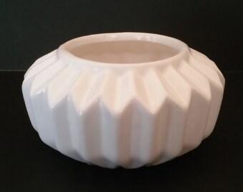 Pinwheel Ceramic Succulent Planter
