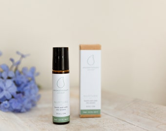 NURTURE - Aromatherapy Blend - Give yourself some self-care with the Nurture essential oil blend