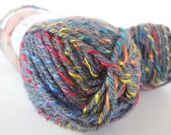 Vanna's Choice Lion Brand Yarn Patchwork Grey #500
