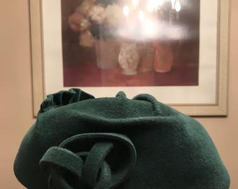 Hand Made Vintage Inspired Hat