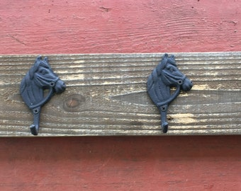 Horse Wall Hook Rack. Free Shipping