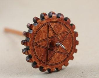 Light Weight Pentagram Gear Spindle
