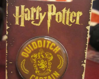 Harry Potter Quidditch Pin Badge Hogwarts