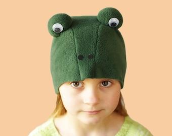 kids costume frog costume hat animal costume hat kids dress up hat