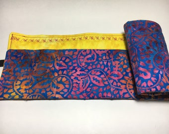 Essential Oil Roller Travel Pouch Aromatherapy
