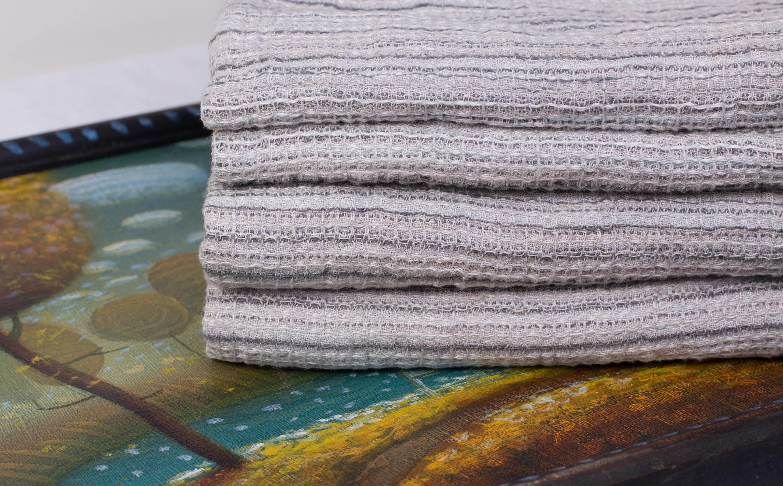 4 LINEN BATH TOWELS Sets Top Quality Linen Towels highly absorbent
