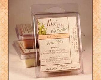 Natural Bath Melts