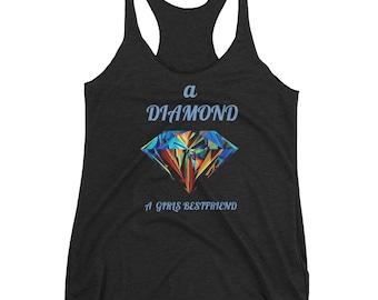 Women's Diamond Tank