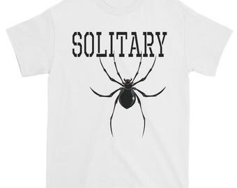 Solitary Spider - Graphic T Shirt
