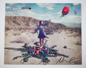 IMPERFECT Signed Melissa de la Cruz *5x7* photo print from the 2016 Beyond Words fantasy author calendar