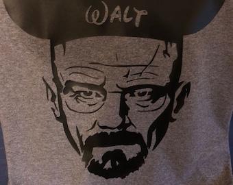 "Breaking bad ""Walt"" disney shirt"