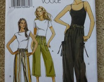 Vogue pattern V8584 Very easy Vogue Size 16-18-20-22-24