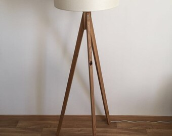 Fresh Wood floor lamp | Etsy CT18