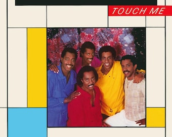 "The Temptations - ""Touch Me"" vinyl"