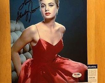 Signed SHIRLEY JONES Partridge Family 8x10 #1 PSA autographed